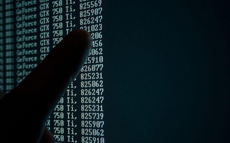 Traduzione e cybersecurity: righe di codice