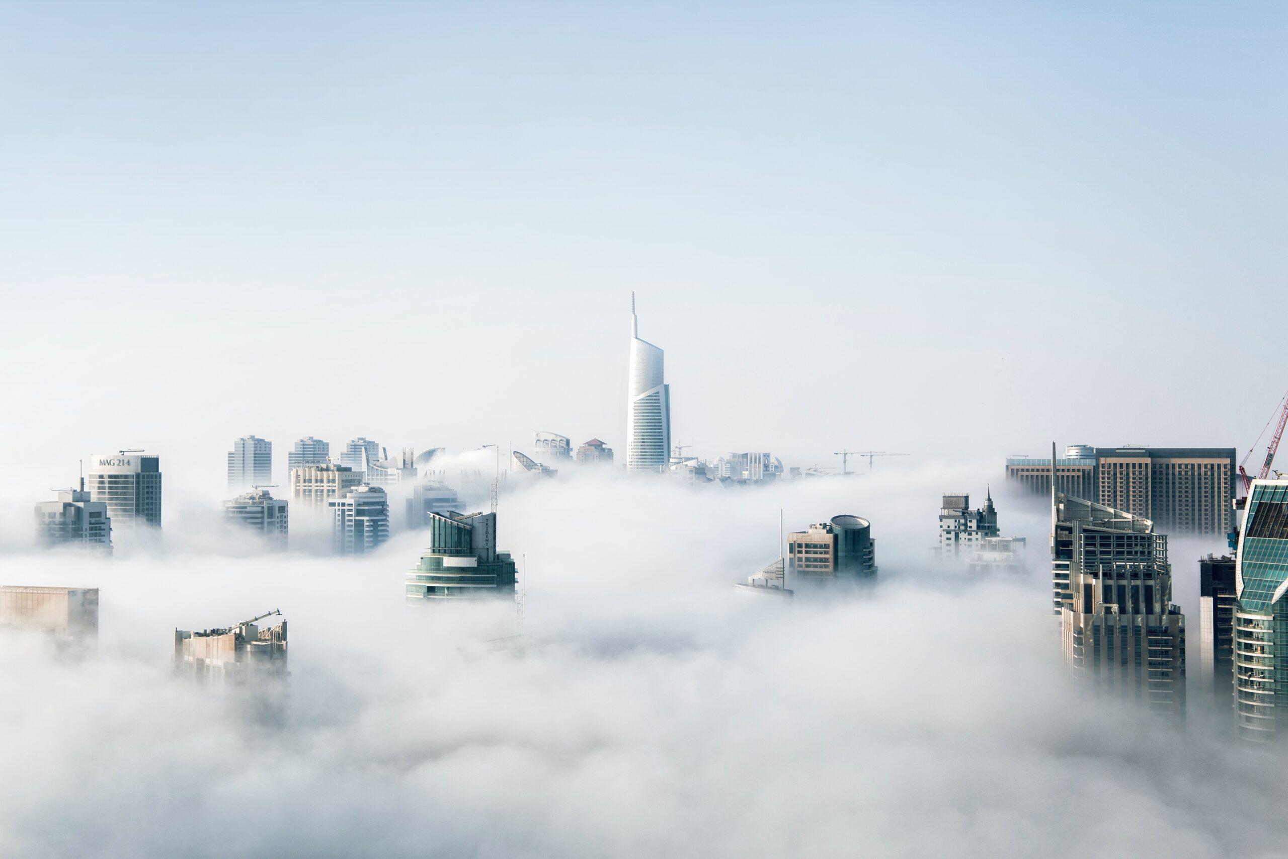 Traduzioni per il turismo: panorama di una città