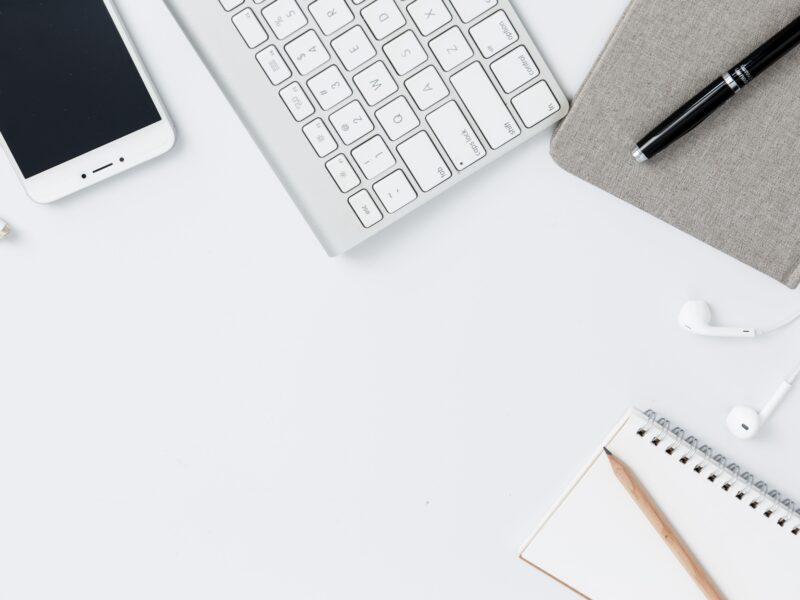 Project Manager: desk setup