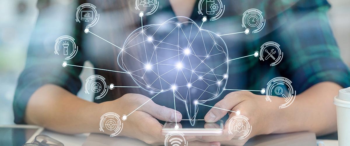 Intelligenza Artificiale: simboli di applicazioni in campo linguistico