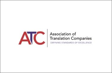 Logo di ATC - Association of Translation Companies