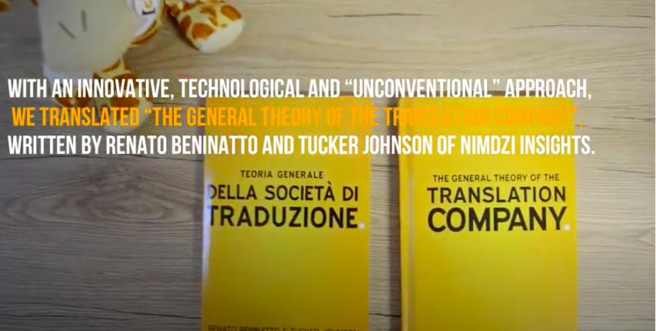 Anteprima del video dedicato all'anno di Creative Words