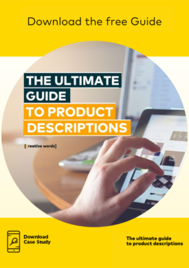 The Ultimate Guide to Product Descriptions